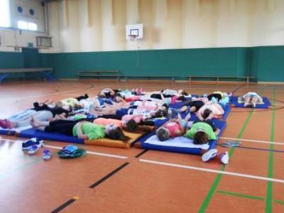 Foto zu Meldung: Tanz-AG