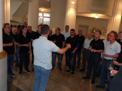 Foto zur Meldung: Burgfest mit Musikalischer Weinprobe