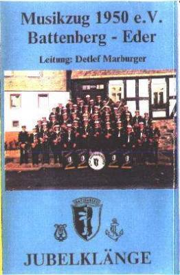 """Foto zur Meldung: Vor 25 Jahren """"Musikzug auch auf Kassette"""""""