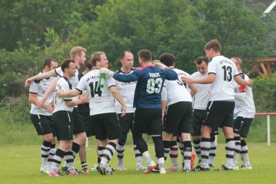 Foto zur Meldung: Fussball - Herren beenden Saison auf Platz 6