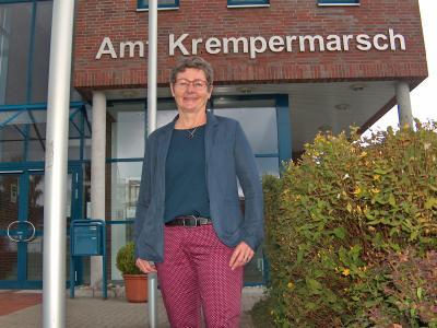Foto zur Meldung: Dr. Maria Meiners-Gefken wird Projektleiterin für die Bürgerinformation Krempermarsch!