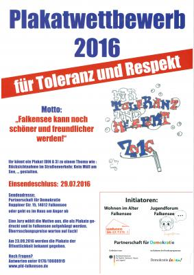 Foto zur Meldung: AG Wohnen im Alter und Jugendforum starten Plakatwettbewerb
