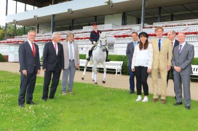 Bild der Meldung: Pferdesport ein Schwerpunkt zum Landesfest