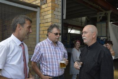 Foto zu Meldung: 20 Jahre AKR Schipkau GmbH