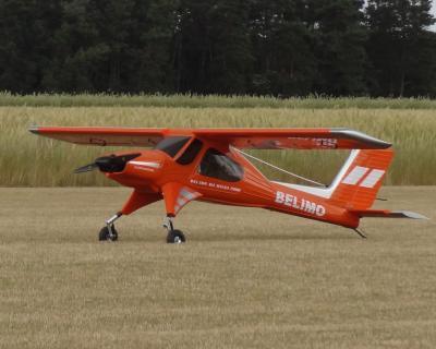 Foto zu Meldung: Modellflieger in der Luft