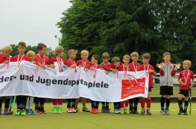 Foto zur Meldung: KC erfolgreich bei den 11. Kinder - und Jugendsportspielen in Brandenburg