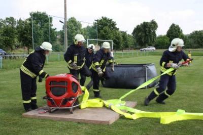 Foto zur Meldung: 85 Jahre Feuerwehr Fichtenberg