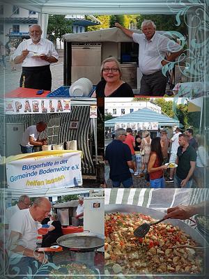 Foto zur Meldung: Voller Erfolg am Bürgerfest