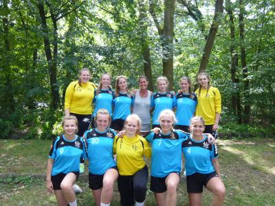 Foto zur Meldung: A-Jugend gewinnt 20. Bärlin Cup 2016