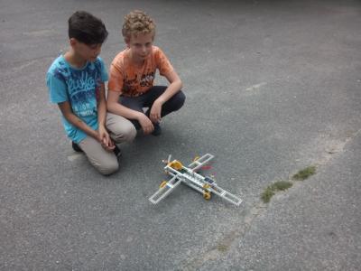 Foto zur Meldung: Solarprojekt in den 5. Klassen