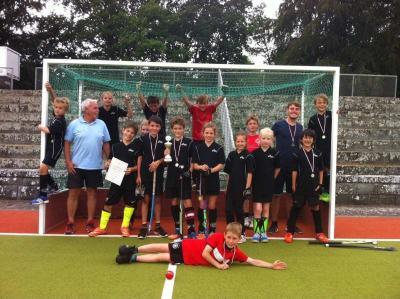 Foto zur Meldung: Griebnitzseeschüler holen sich den Schele Schule Pokal 2016