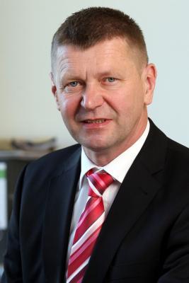 Foto zur Meldung: Landrat Siegurd Heinze zur Entscheidung des Landtages in Sachen Verwaltungsstrukturreform 2019