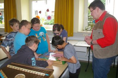 Foto zur Meldung: Besuch und Konzert der Musikschule Selb am 8.7.2016