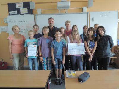 Grundschulen sparen 22 000 Euro
