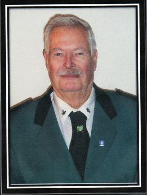 Foto zur Meldung: Tiefe Trauer um unseren zweiten Schützenmeister Ernst Joachim Zschunke