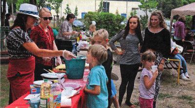 Foto zur Meldung: Traditionelles Sommerfest am Mehrgenerationenhaus in Kyritz