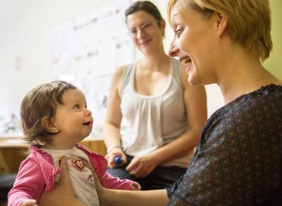 Foto zu Meldung: Engagement für Familien im Spreewald