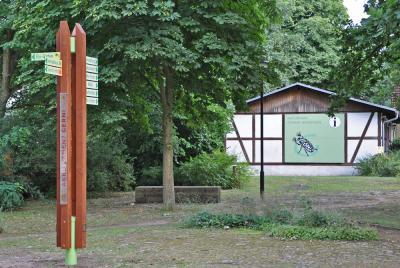 Foto zur Meldung: Akkus für Elektroräder und Handys kostenfrei laden - Neuer Service im Naturpark Dahme-Heideseen