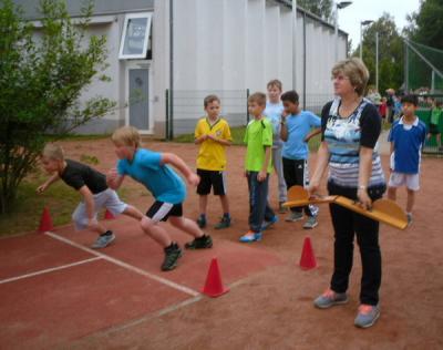Foto zur Meldung: Sportfest gefeiert
