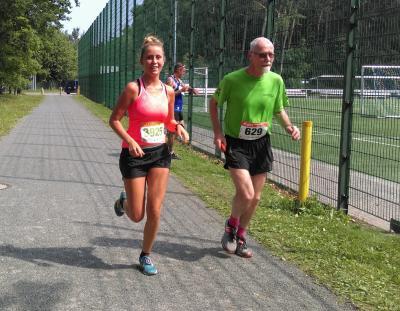 Foto zur Meldung: Stadtwaldlauf in Kühlungsborn