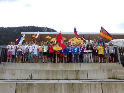 Foto zur Meldung: FIS-Schüler-Grand-Prix