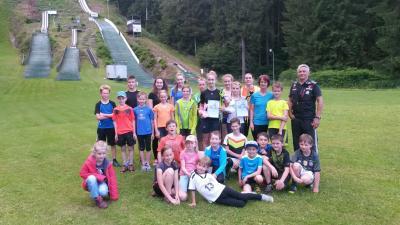 Foto zur Meldung: Zwei Ruhlaer Skisportlerinnen wechseln zum Sportgymnasium