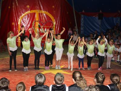 Foto zur Meldung: Die große Zirkus-Galashow
