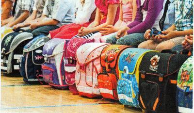 """Foto zur Meldung: Projekt """"Schulstart"""" sammelt wieder Spenden"""