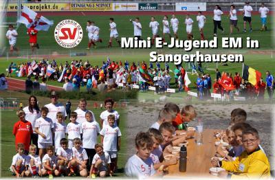 Foto zu Meldung: E-Jugend EM Sangerhausen