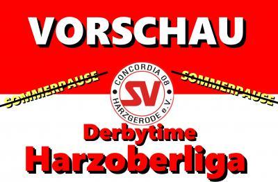 Foto zu Meldung: Sommerpause endet mit Derby in Gernrode !