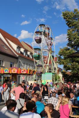 Foto zu Meldung: Impressionen vom 25. Calauer Stadtfest