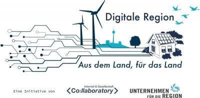 """Foto zur Meldung: Initiative """"Digitale Region - Aus dem Land für das Land"""""""