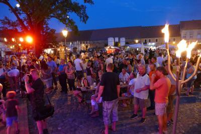 Historische Nacht in Uebigau