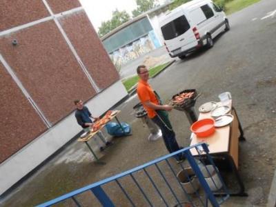 Foto zur Meldung: 11.08.2016 war Blutspendetag in Harzgerode