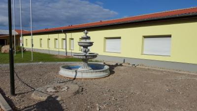 Foto zur Meldung: Brunnen steht