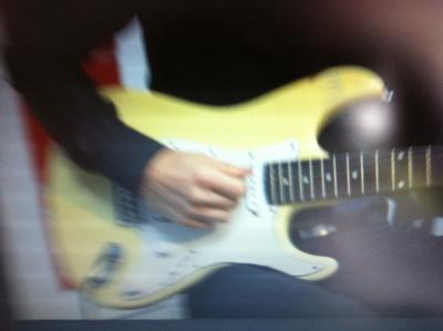 Foto zur Meldung: E-Gitarrist sucht Gleichgesinnte