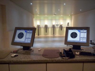 Foto zur Meldung: Neu: Moderne LG-Schießstandtechnik und Beleuchtung