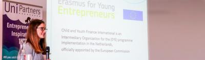 Foto zur Meldung: ERASMUS für Jungunternehmer: Regional beraten lassen