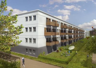 """Vorschaubild zur Meldung: Entwurfsplanung für """"Basdorfer Gärten"""" beschlossen"""