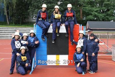 Foto zu Meldung: Erlebnisreiche Tage bei der deutschen Feuerwehrmeisterschaft