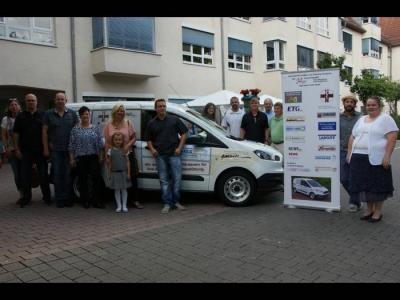 Vorschaubild zur Meldung: Senioren-Mobil Altenpflegeheim Haus Vogelsberg - Wir fahren mit!