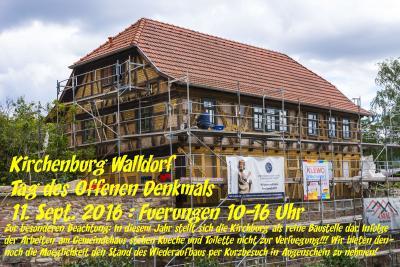 Kirchenburg Walldorf