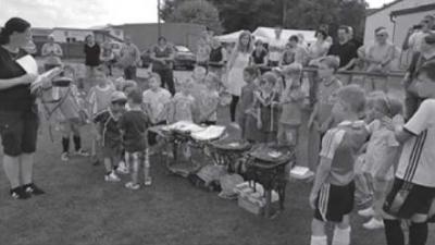 Foto zur Meldung: Rückblick Kindersportfest