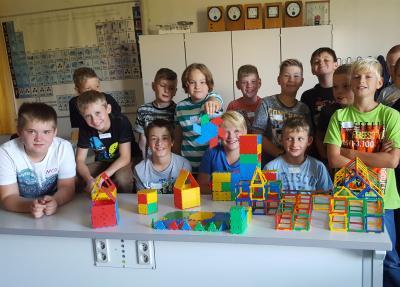Foto zur Meldung: Mit Spaß und Freude in das neue Schuljahr