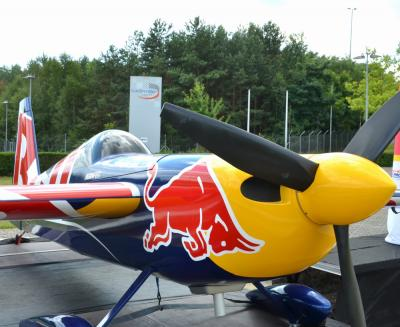 Foto zu Meldung: Vor dem Start: Gemeinde wirkt am Air Race mit