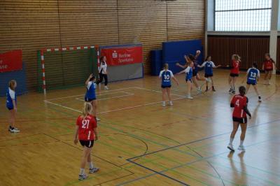 Foto zur Meldung: A-Jugend belegt Platz 4  beim Füchse-Turnier ( Günter-Hampel-Gedenkturnier )