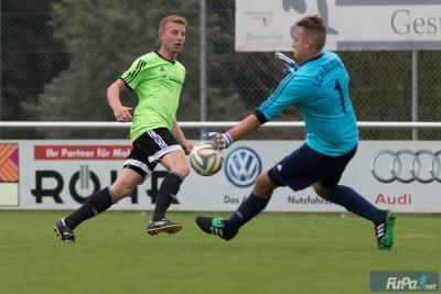 Foto zur Meldung: Dritter Sieg in Serie: SVO auch in Schalding erfolgreich