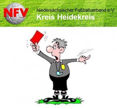 Foto zur Meldung: Neuer Schiedsrichter-Anwärterlehrgang
