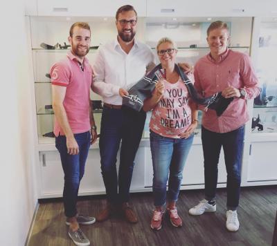 Foto zur Meldung: weitere Netzwerkpartnerschaften beim VfB 03 !