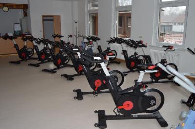 Foto zu Meldung: Neue Indoor-Cycling-Kurse ab 12. Oktober 2017
